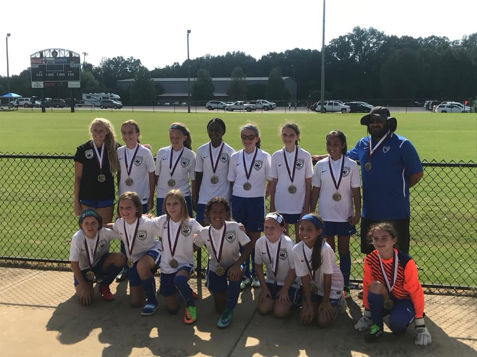 2018 2007 Girls Alabama Summer Shootout 1