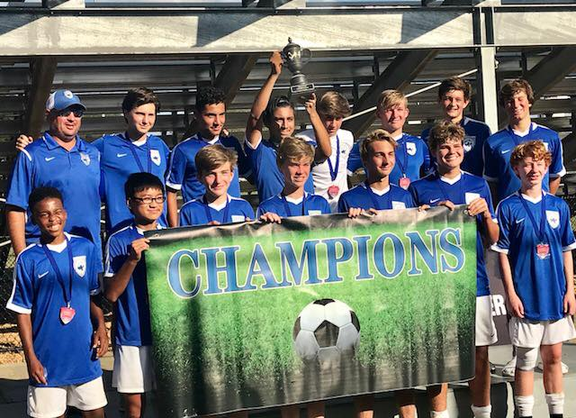 2018 Champions Cup 2003 Boys