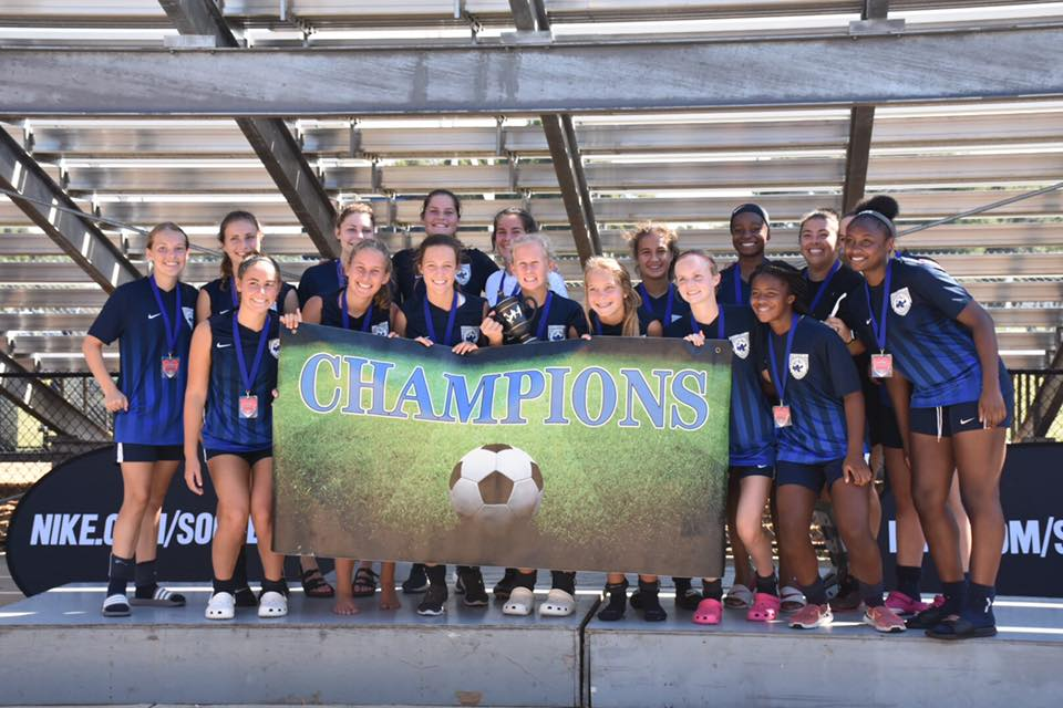 2018 Champions Cup 2003 Girls