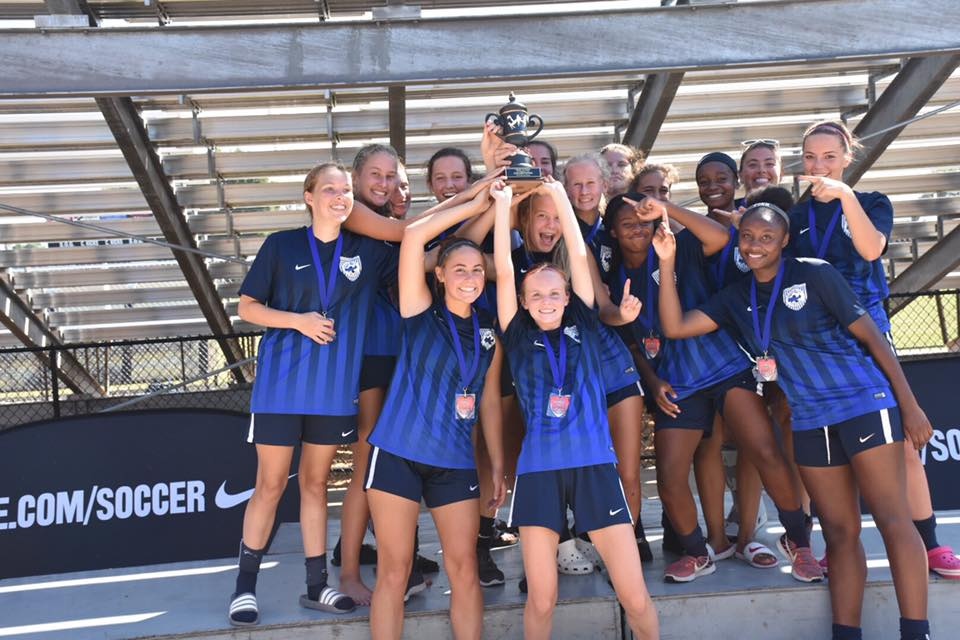 2018 Champions Cup 2003 Girls2