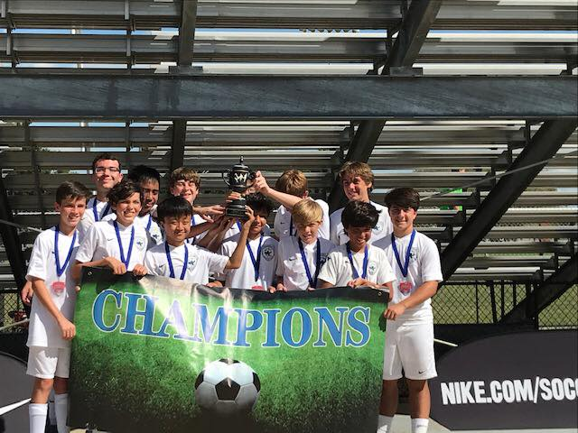 2018 Champions Cup 2004 Boys