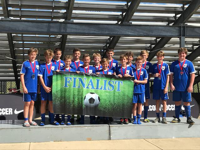 2018 Champions Cup 2005 Boys