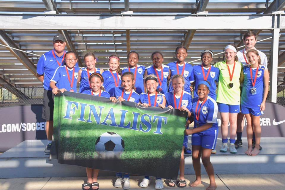 2018 Champions Cup 2006 Girls