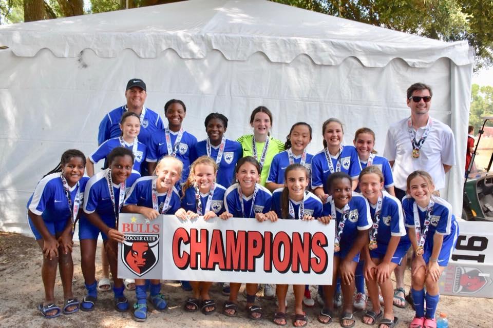 2018 2006 Girls Aiken Cup 1