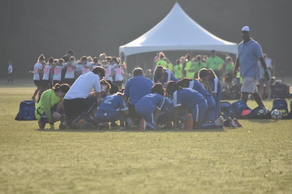 2018 2006 Girls Aiken Cup 4