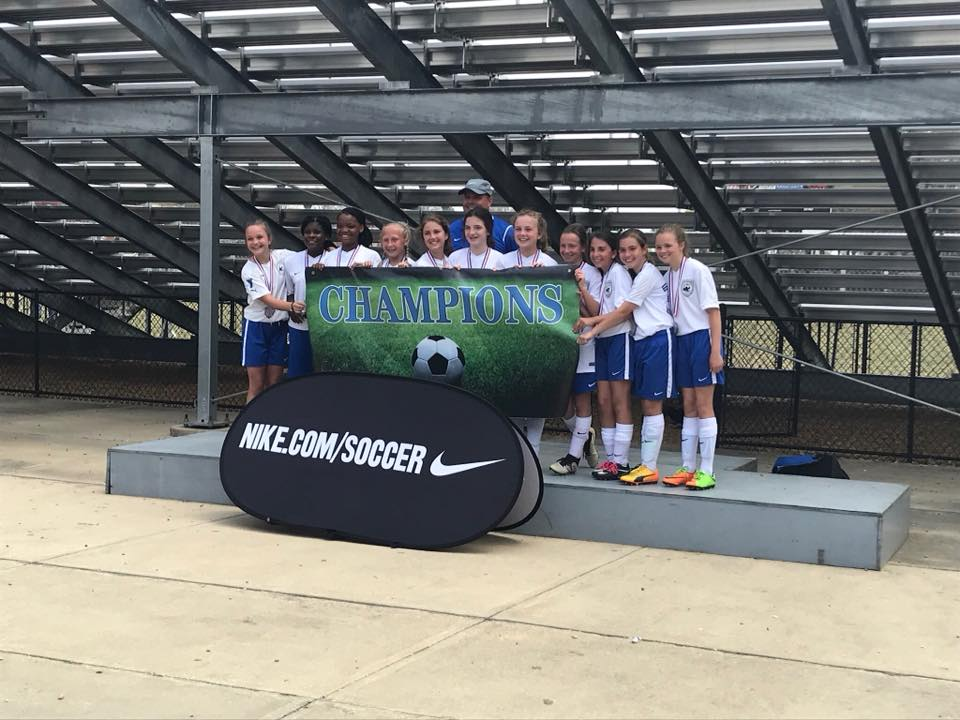 2018 Spring Classsic 2006 Girls Champs